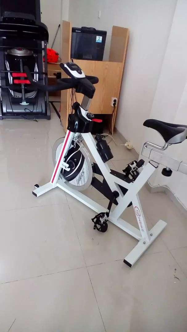 mataram series fitness spinning bike/sepeda statis gym 0
