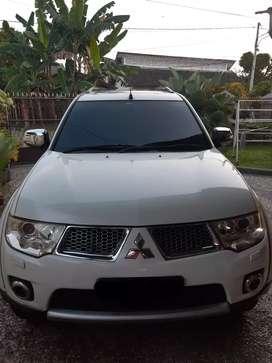 DIJUAL Mitsubishi Pajero Sport 2012 Triptonic Transmission Bekas Mulus