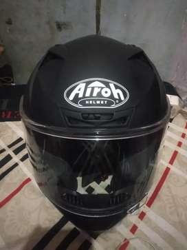 Helm Airoh black dof