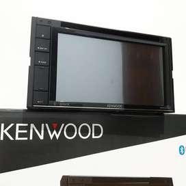 Head unit double din kenwood ddx419bt BLUETHOOT DVD USB MP3