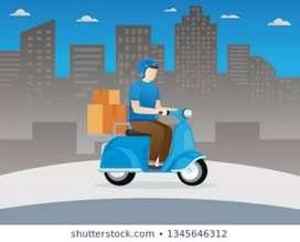 Wanted food delivery boys for Swiggy in Vijayawada