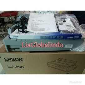 Di kantor ada - Printer Dot Matrix EPSON LQ 2190 USB