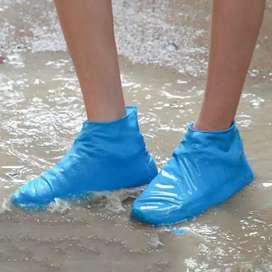 Pelindung Sepatu Waterproof Silikon /Jas Hujan Sepatu /Rain Shoes