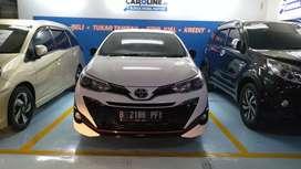 Toyota Yaris S Trd At 2018 #KMLOW