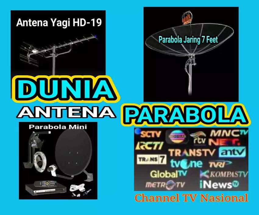 Paket pasang antena tv 0