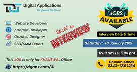 Website Developers Jobs in Software House