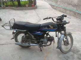 Well Maintained Honda CD 70 in original condition