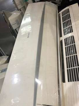 AC Sharp 1/2 PK normal jaya harga plus pasang dengan material baru GRs