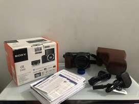 Dijual Kamera Sony A5100 Like New