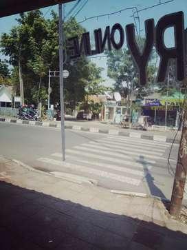 Ruko di pusat Surabaya timur paling ramai tujuan wisatawan