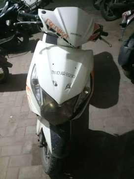 Honda fio white
