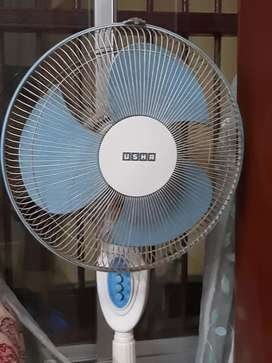 Stand fan of Usha