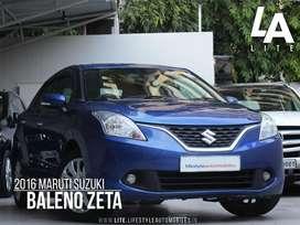 Maruti Suzuki Baleno 1.3 Zeta, 2016, Petrol