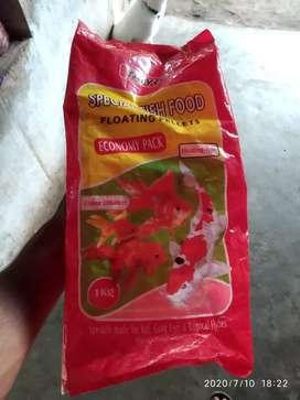 Fish food 1/kg pack