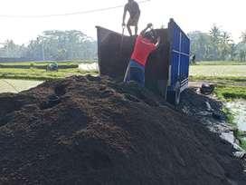 Menjual matrial pasir,batu,koral,batako,tanah urug di BALI
