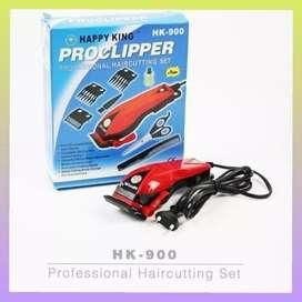 bisa bayar ditempat alat cukur rambut pangkas original happyking x51