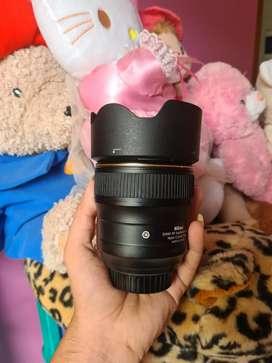 Lensa nikon 35MM 1.4 G Nano