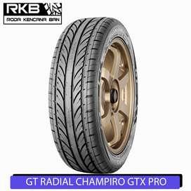 GT Radial GTX Pro ukuran 205/60 R16 - Ban Mobil Ecosport Biante SX4