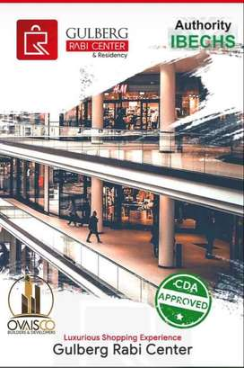 Shop For Sale on Easy Installments, Gulburg Rabi Center Islamabad