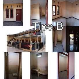 Kosan / kontrakan tipe B kamar 1 cihanjuang