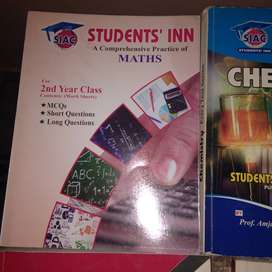Entry test books of all universities in pakistan of all subjects  .