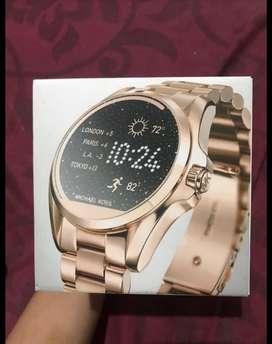 Michael Kors MKT5004 Smartwatch - Rosegold