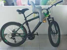 Di jual sepeda Evergreen