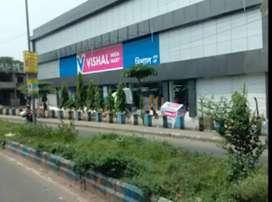 Need for Vishal mega Mart,Howrah