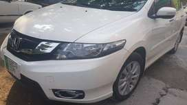 City auto aspire 1.5 on bank lease
