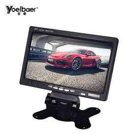 Layar Monitor Mobil TFT LCD 7 Inch