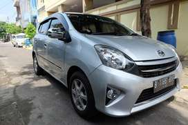 Toyota Agya G AT 2013 Agya G Matik Agya G Matic