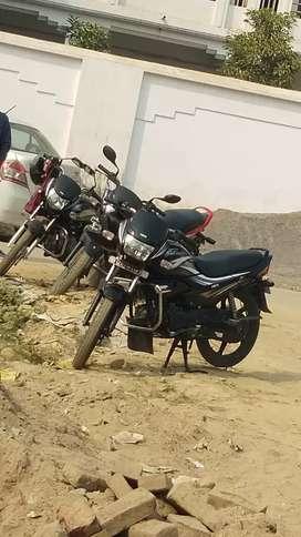 With best milege 60km/liter