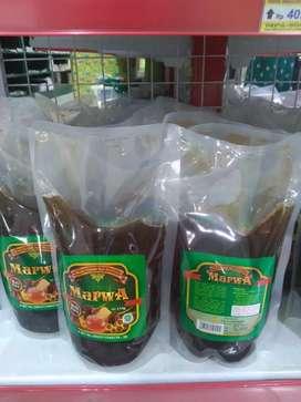 Madu Alami Murni Multiflora 1kg