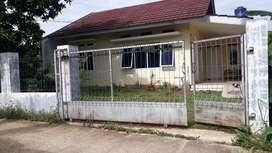 Rumah dijual atau dikontrakan
