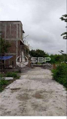 (T9DNI)Tanah 165m2 Strategis cck Rumah Mewah dkt UGM jl Palagan km 7
