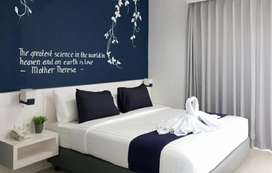 Denpasar, Cozy Stay Apartment, 400jt Saja, Furnished, Murah, BU