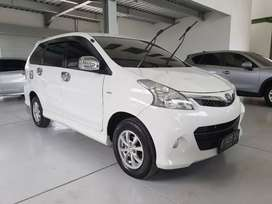 TOYOTA AVANZA G AT 2012 TDP CEPERR..