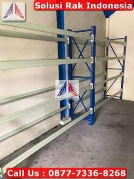 Pabrik Rak Gudang Automation Harga Bersaing Siap Pasang