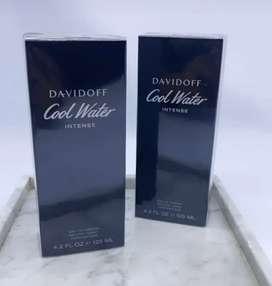 Davidoff cool water intense 125ml