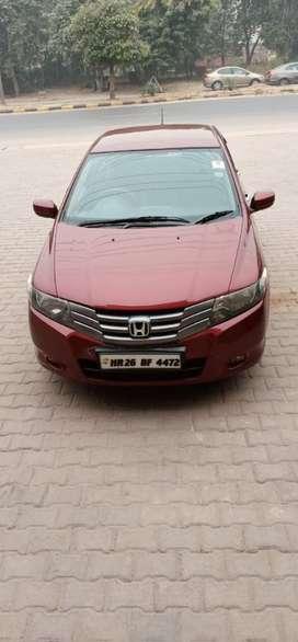 Honda City 1.5 V MT, 2010, Petrol