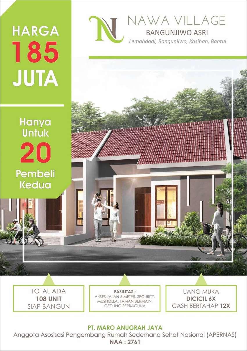 Rumah Dekat UMY Non Subsidi Bangunjiwo Kasihan Bantul Jogja Termurah 0