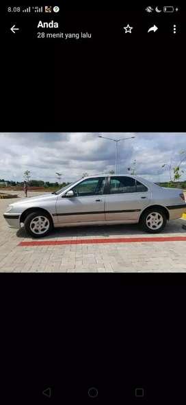 Peugeot 406 1997 Bensin