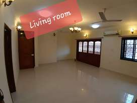 Spacious 2bhk semi- furnished flat for sale in nagmoddem navelim.