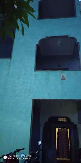 Rent in ground floor 2 bhk good space outside