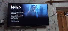 Micromax ultra HD 4k led 42 inches smart TV