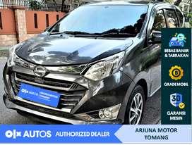[OLXAutos] Daihatsu Sigra 2018 1.2 R Deluxe AT Abu-abu #Arjuna Tomang