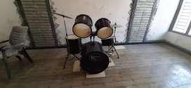 Kaps Drum Set - 2 Months Old