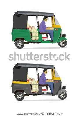 College students join us ORJE AUTO RICKSHAW APP agency part time job