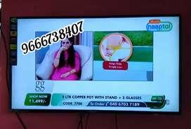 """High quality new aiwo 32"""" Smart 4k X pro LED @7999/-"""