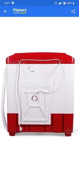 new seal packed Washing machine